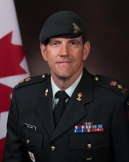 Lieutenant-Colonel Paul Williams
