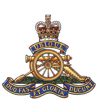 1st (Halifax-Dartmouth) Field Artillery Regiment, RCA Badge